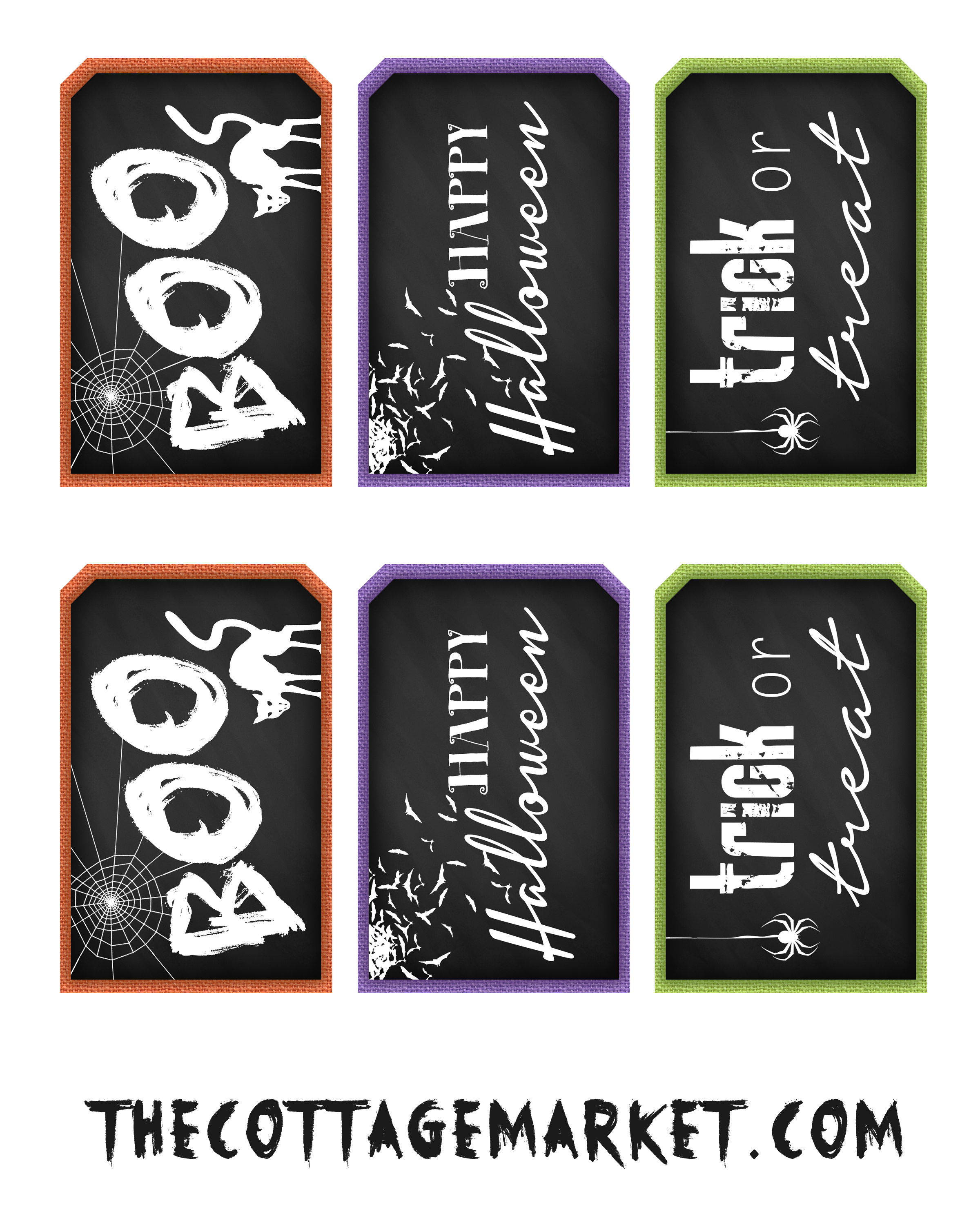 Wedding Gift Tag Png : ... To download these tags click right here? Halloween Chalkboard Tags