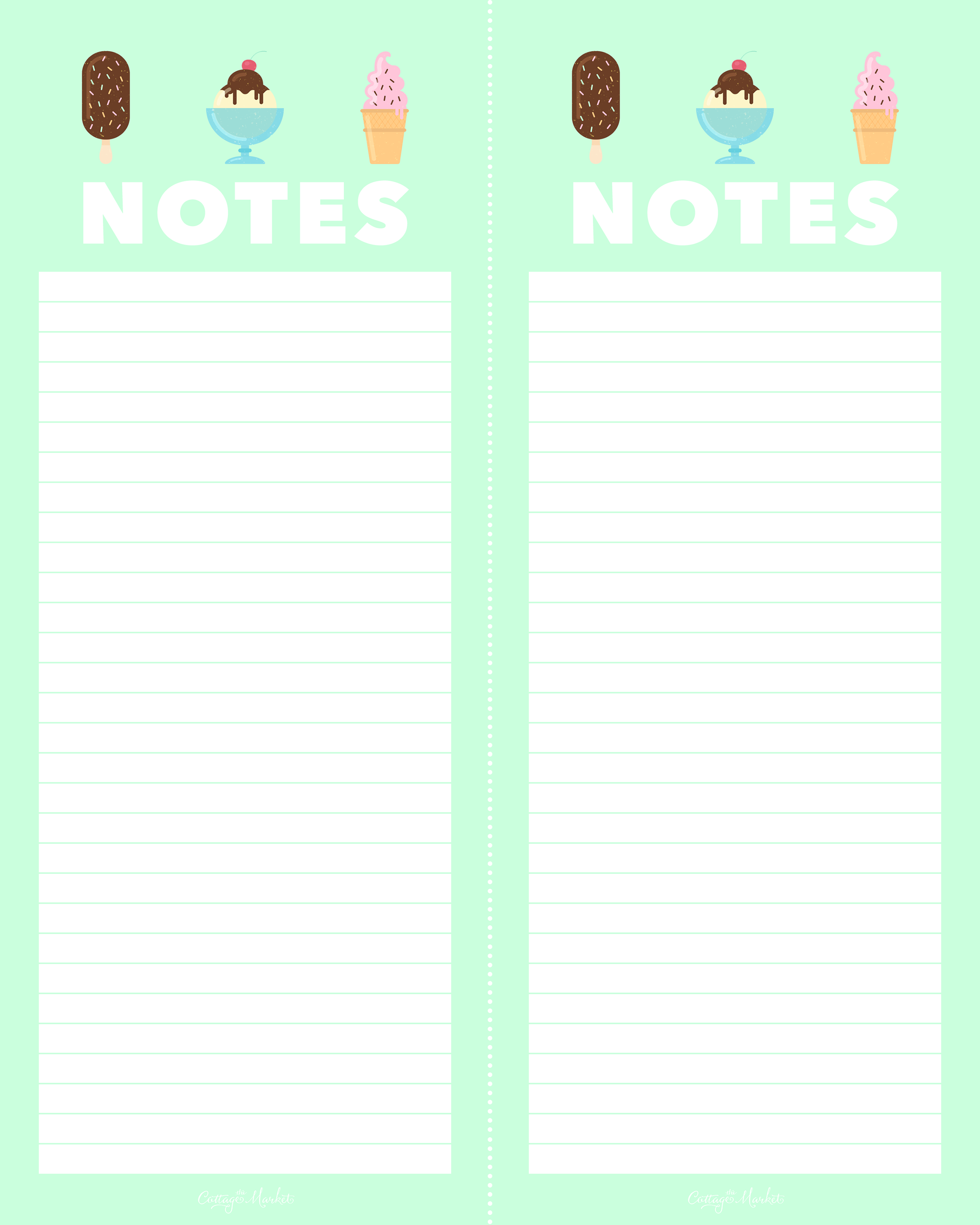image relating to Printable Notepads called Notepad Sheet Pics - Opposite Look
