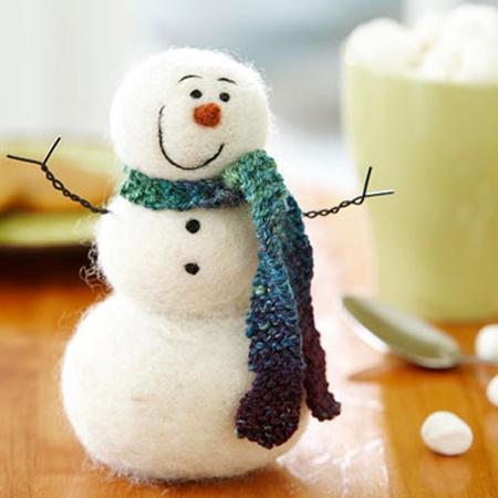 Сенсационные Снеговиков 12