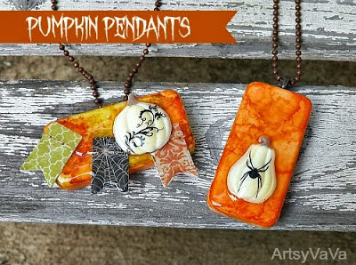 Pumpkin for pendant2L