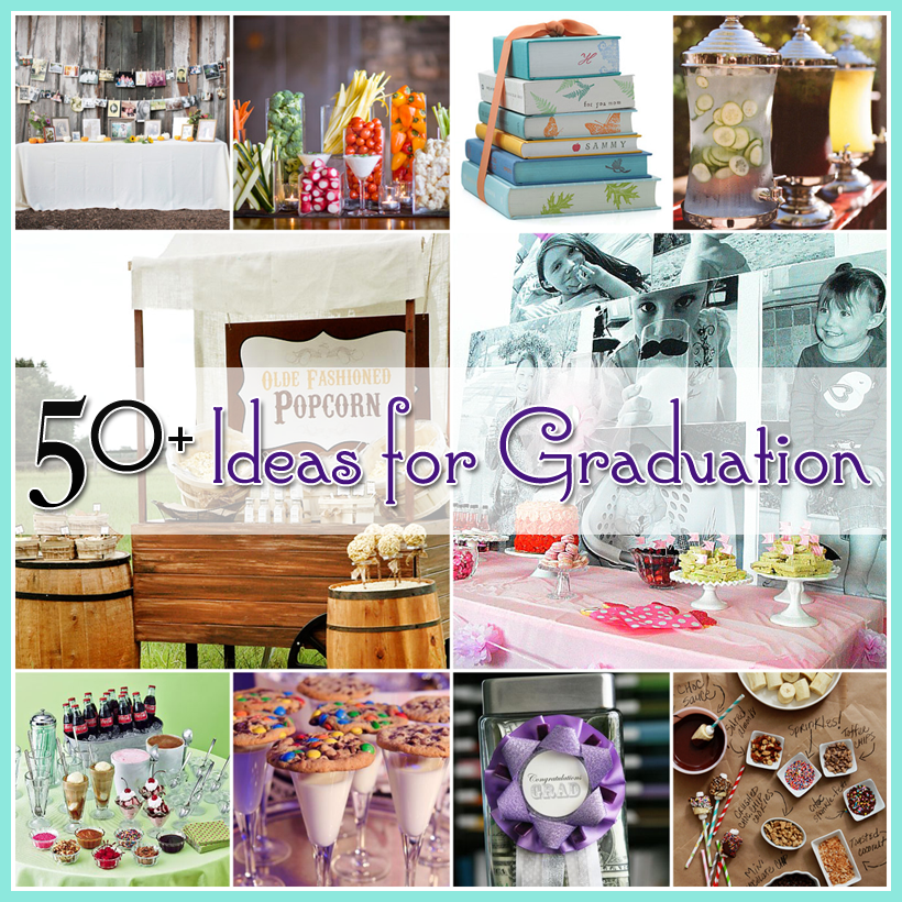 Unique graduation party ideas pictures to pin on pinterest for Unique decorating ideas