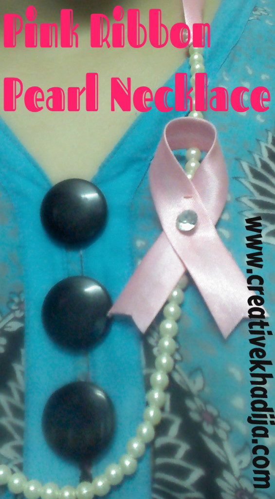 pinkribbon-pearl-necklace-diy-565x1024