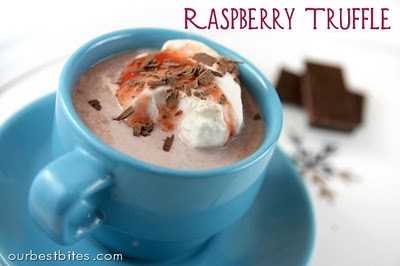 raspberry truffle ft