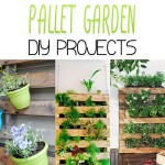 Pallet Garden DIY Projects
